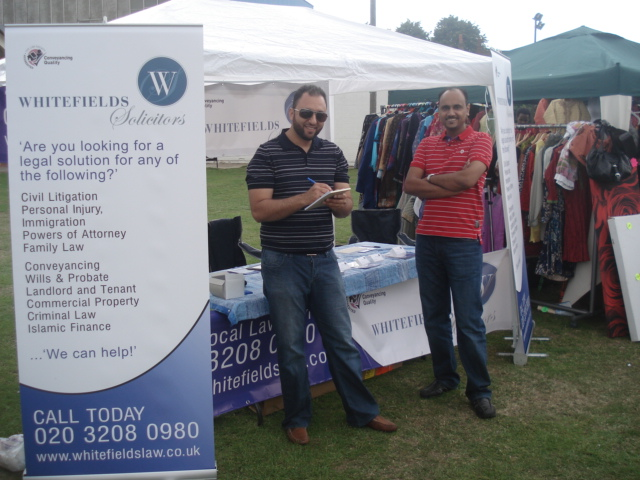 Picture of the Summer Fete July 2011